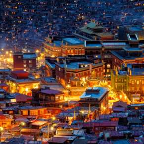 Larung Gar, Tibetan City in the Sky