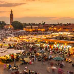 Explore Marrakech Through These 9 Architectural Gems