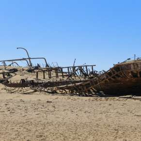 9 Shipwrecks Around the World You Can Visit