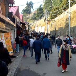 Shimla Welcomes Tourists Again