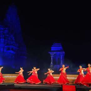 In Pictures: Khajuraho Dance Festival 2021
