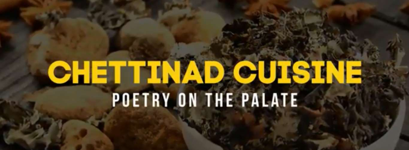 Flavours of India: Chettinad and Konkan