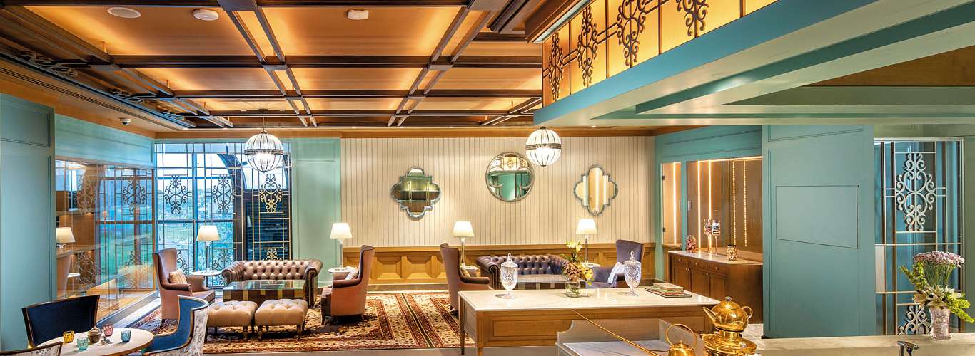 The Once And Future Hotel : ITC Royal Bengal