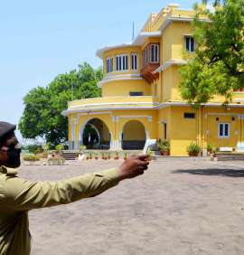 Kota's Heritage Hotels are Getting Back in the Groove