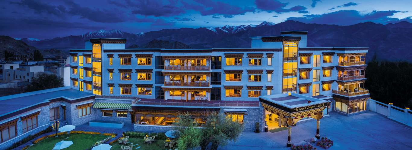 Experience A Warm Winter In The Mountains Of Ladakh