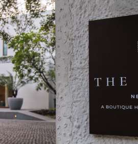 What's New at The Manor Hotel in New Delhi?