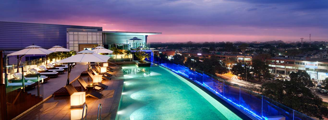 JW Marriott Chandigarh Is An Oasis Of Timeless Luxury And The Real Taste Of Punjab