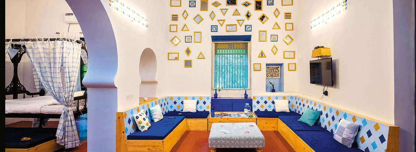 The Portuguese Villa In Goa Will Make You Forget Its Beaches