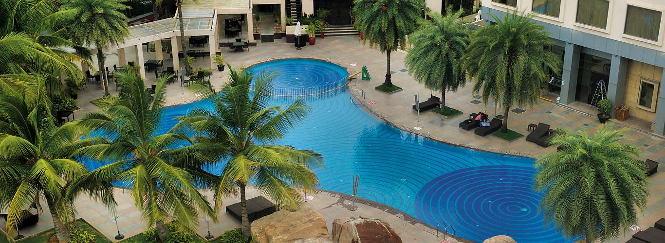 Novotel Hyderabad Convention Centre Is Surprisingly Unconventional
