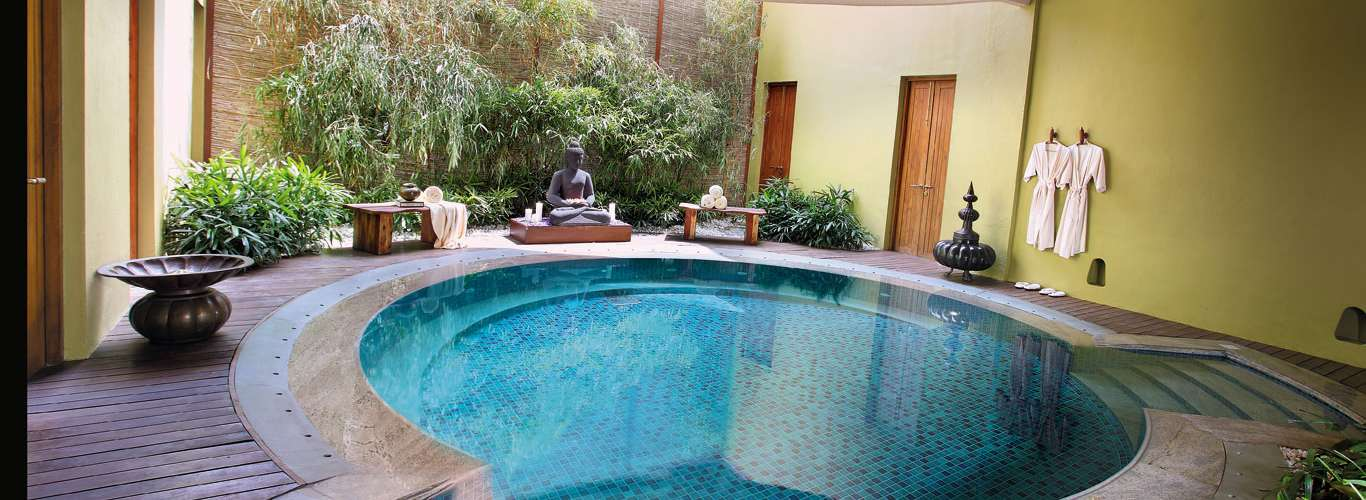 An Oasis At The Six Sense Spa In Greater Noida