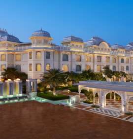 The Leela Palace Comes to Jaipur