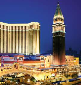 A Luxurious Affair at The Venetian and The Parisian Macao