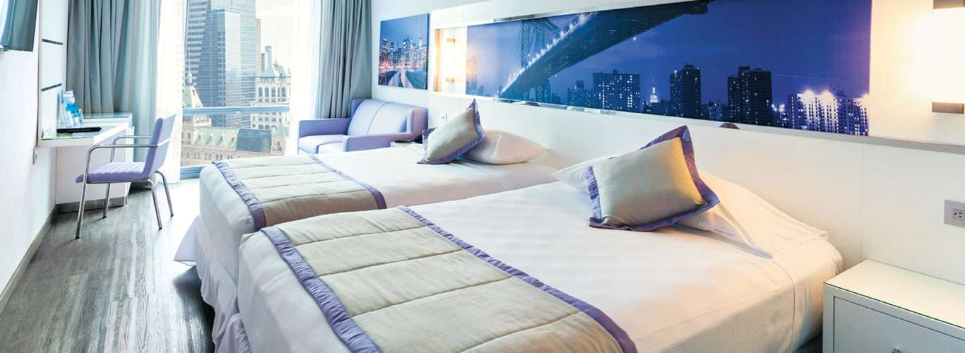 Explore The Attractions Of The Big Apple From The Riu Plaza
