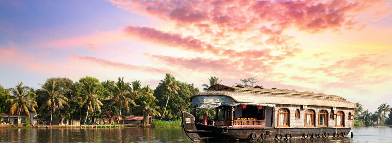 In Pictures: Niraamaya Retreats Backwaters
