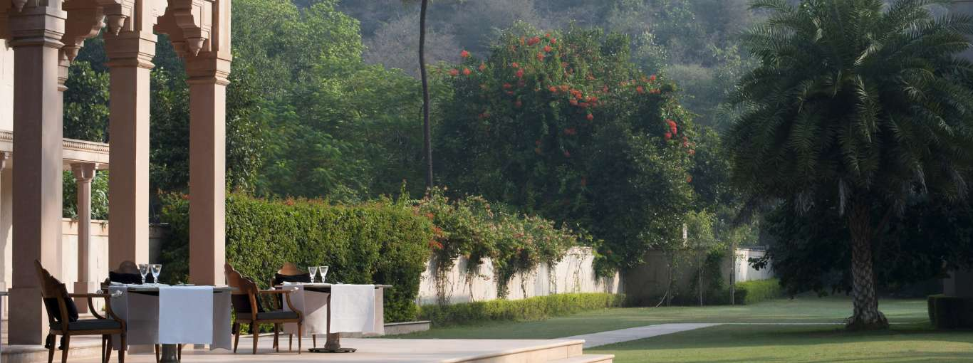 Amanbagh: Not Just For Luxury Bunnies