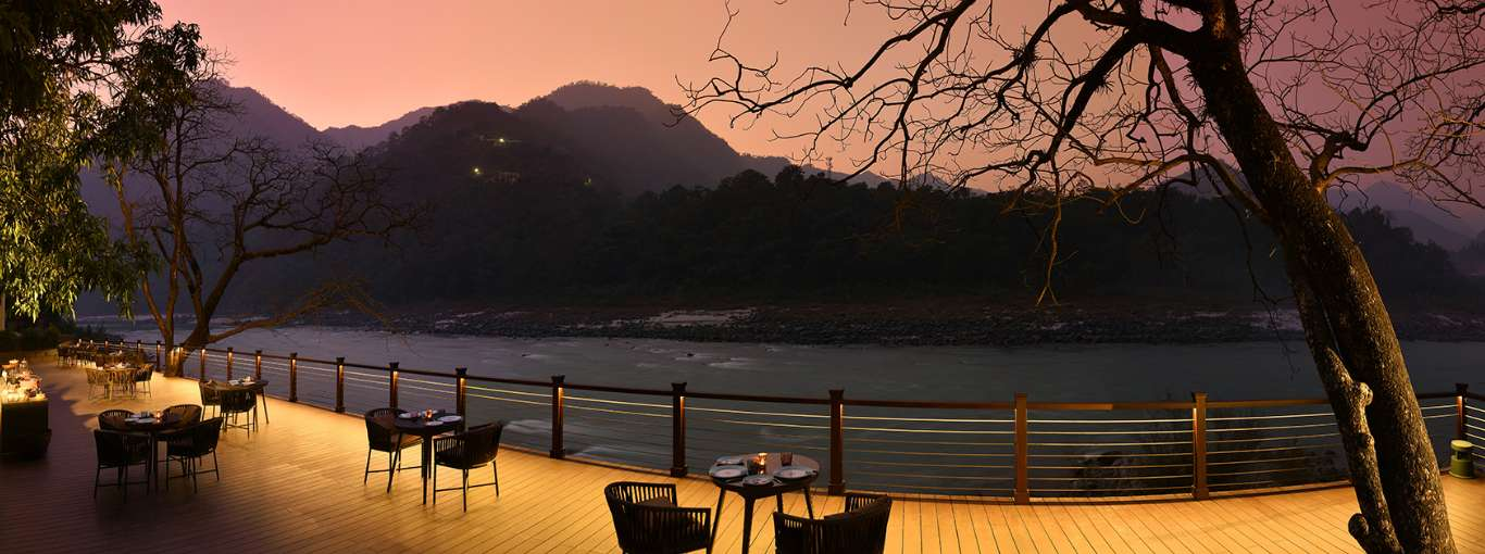 Glasshouse on the Ganges: What a Transformation