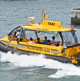 Water Taxi to Soon Become a Reality in Delhi