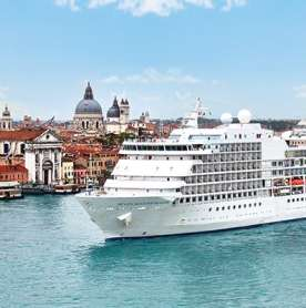 Cruise Across 450 Destinations In Suite-able Luxury