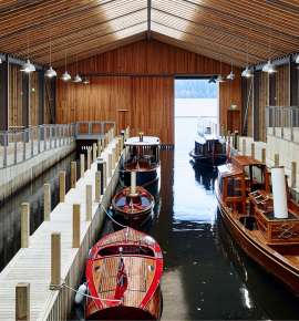 This New Museum In Windermere Will Float Your Boat