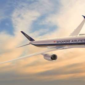 Singapore Airlines to Cut Capacity Until April End