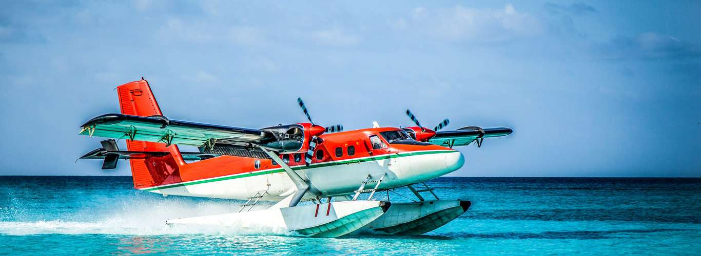 Up Up & Away On Helicopters And Seaplanes!