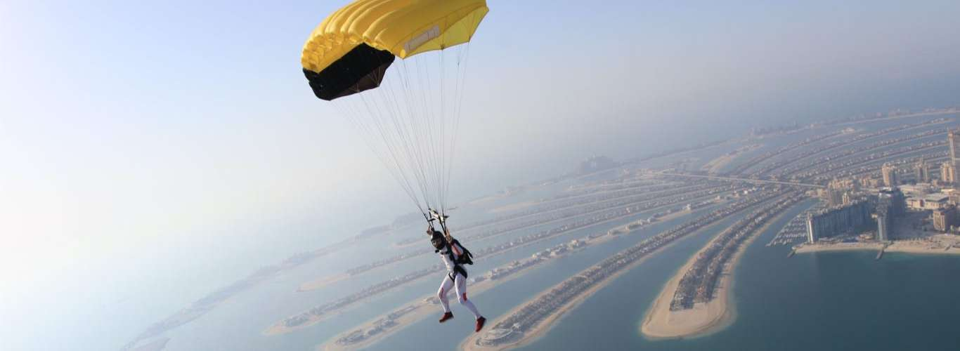 Dubai Issues Guidelines to Restart Adventure Sports