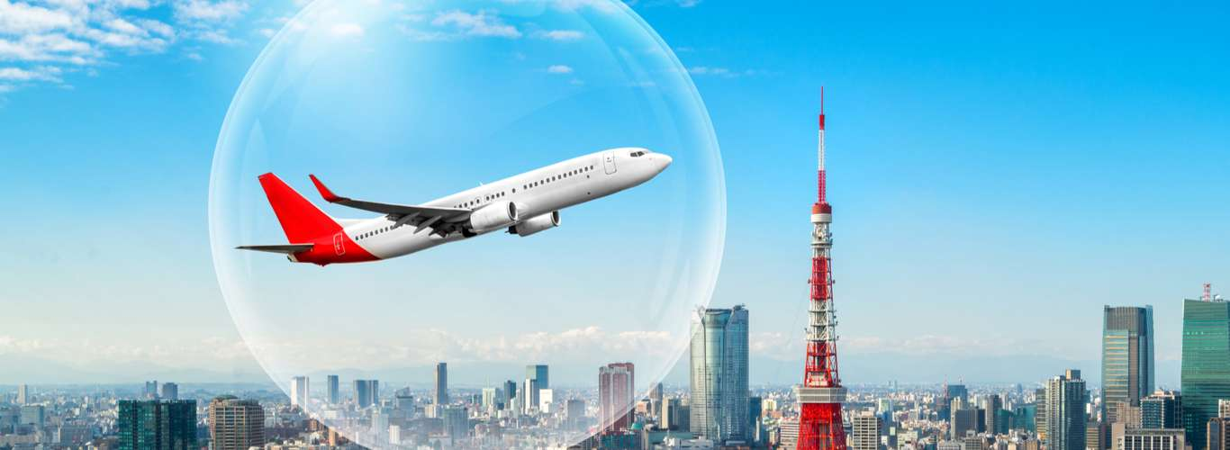 India and Japan Announce Air Bubble Agreement