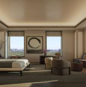 Aman New York Set to Open in Spring 2021