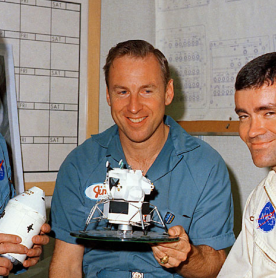 Now You Can Join Apollo 13's Astronauts in Real Time