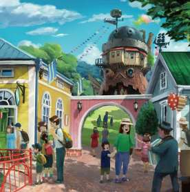A Studio Ghibli Theme Park is Coming in 2022