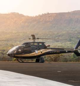 BLADE India resumes scheduled by-the-seat helicopter services in Maharashtra