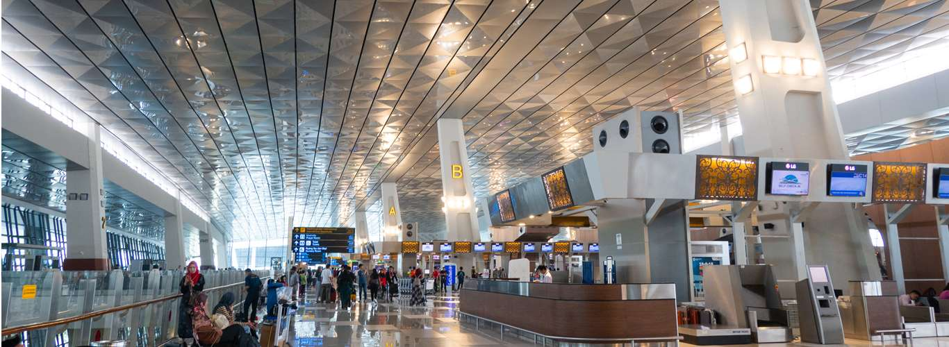 Jakarta to Build New Airport to Tackle Overcrowding