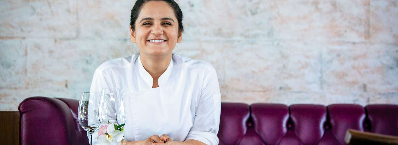 Chef Garima Arora Of Gaa Shares Stereotypes About Indian Food