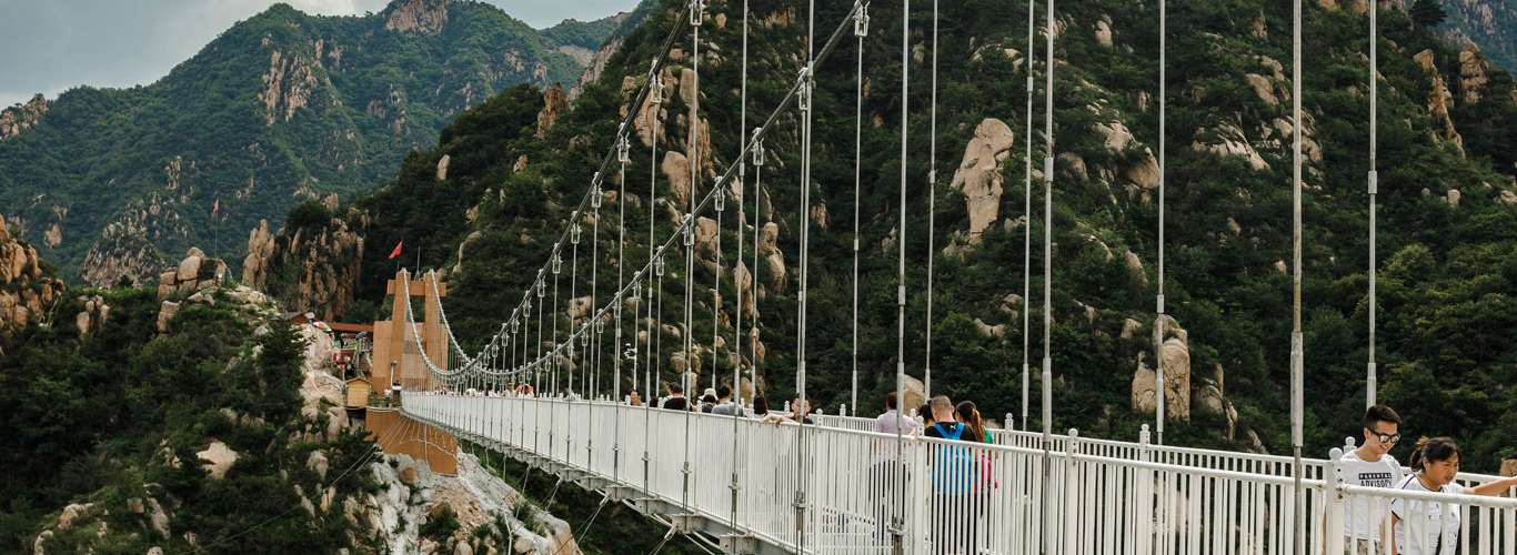 China Shuts All Glass Attractions in Hebei