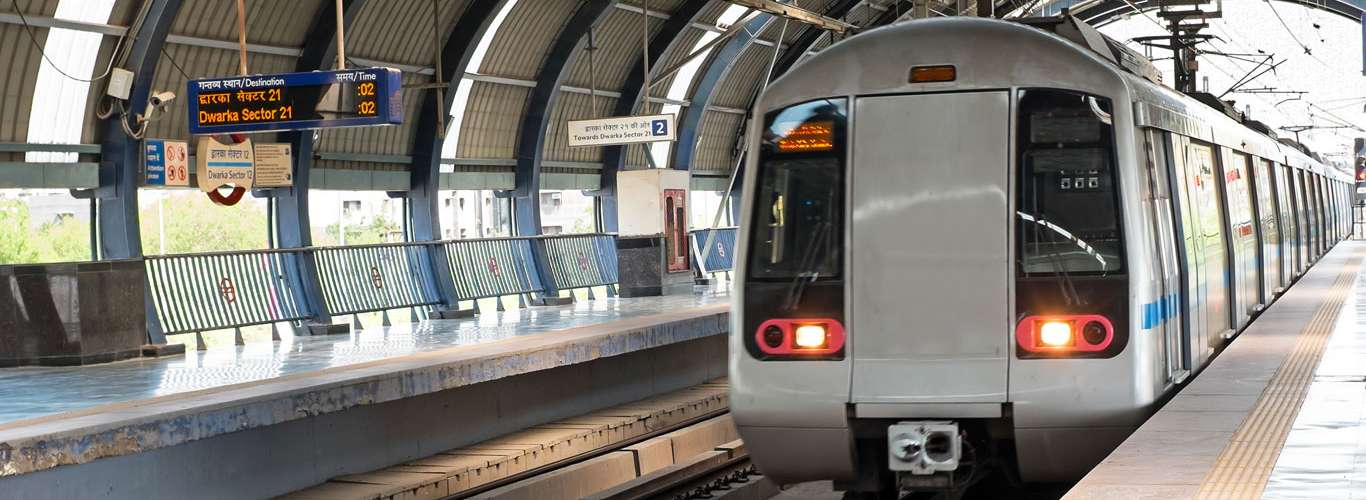 Women May Soon Be Entitled to Free Rides on the Delhi Metro