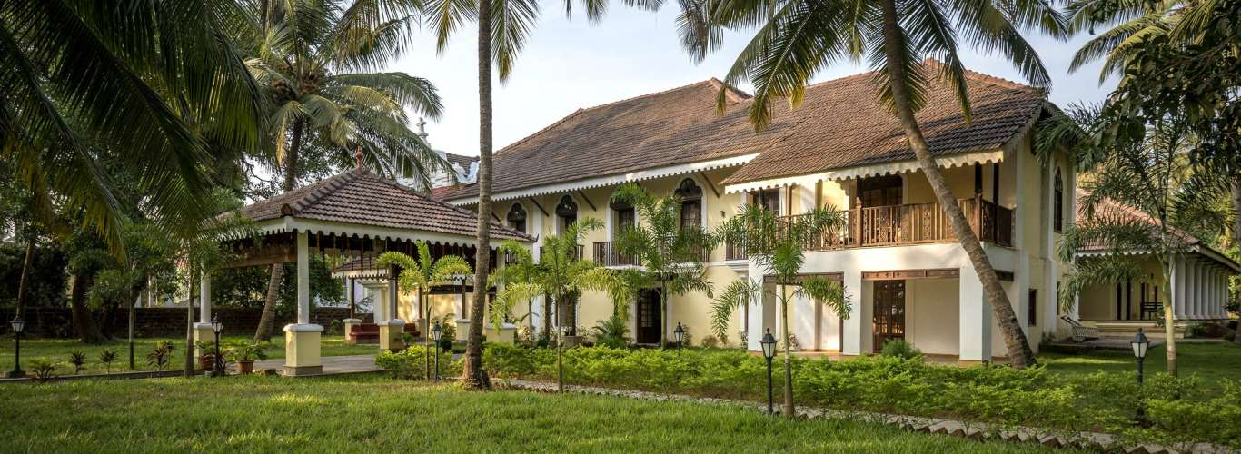 South Goa Waves Hello To A New Design Hotel By The Postcard