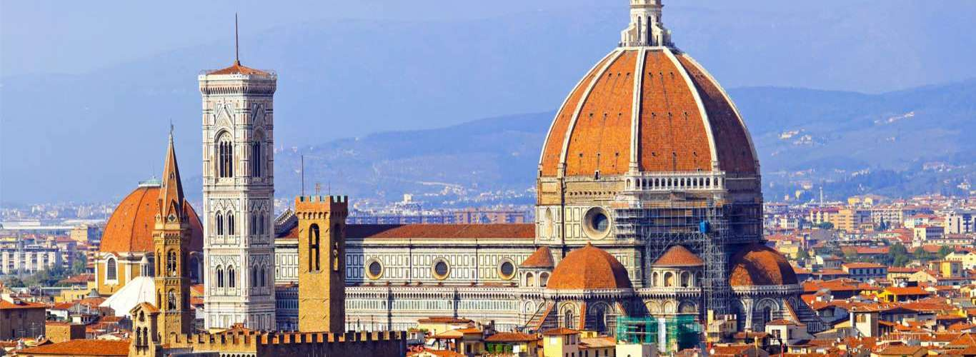 Florence's Duomo Introduces Self-Distancing Necklaces For Its Visitors