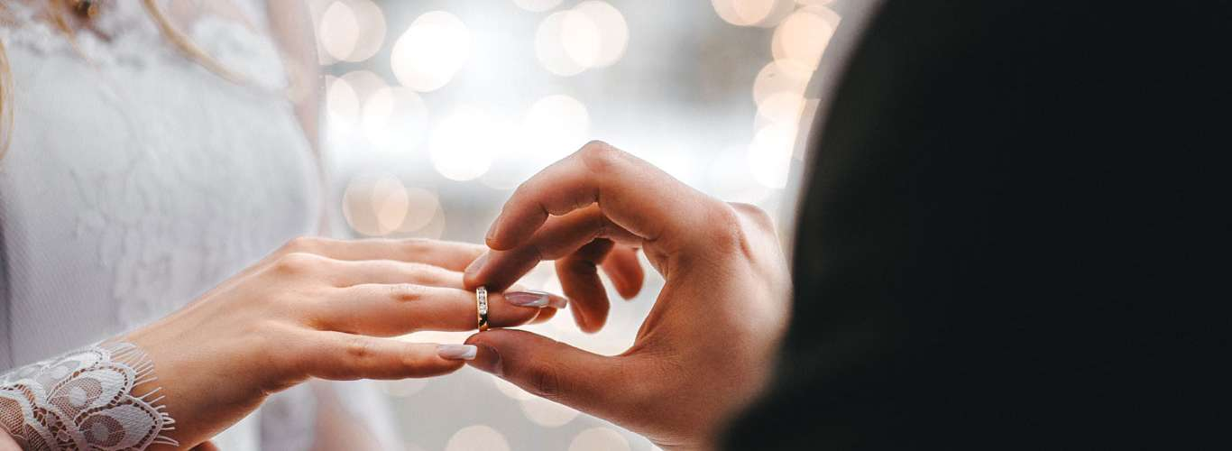 Now, You Can Exchange Wedding Rings in Disney World
