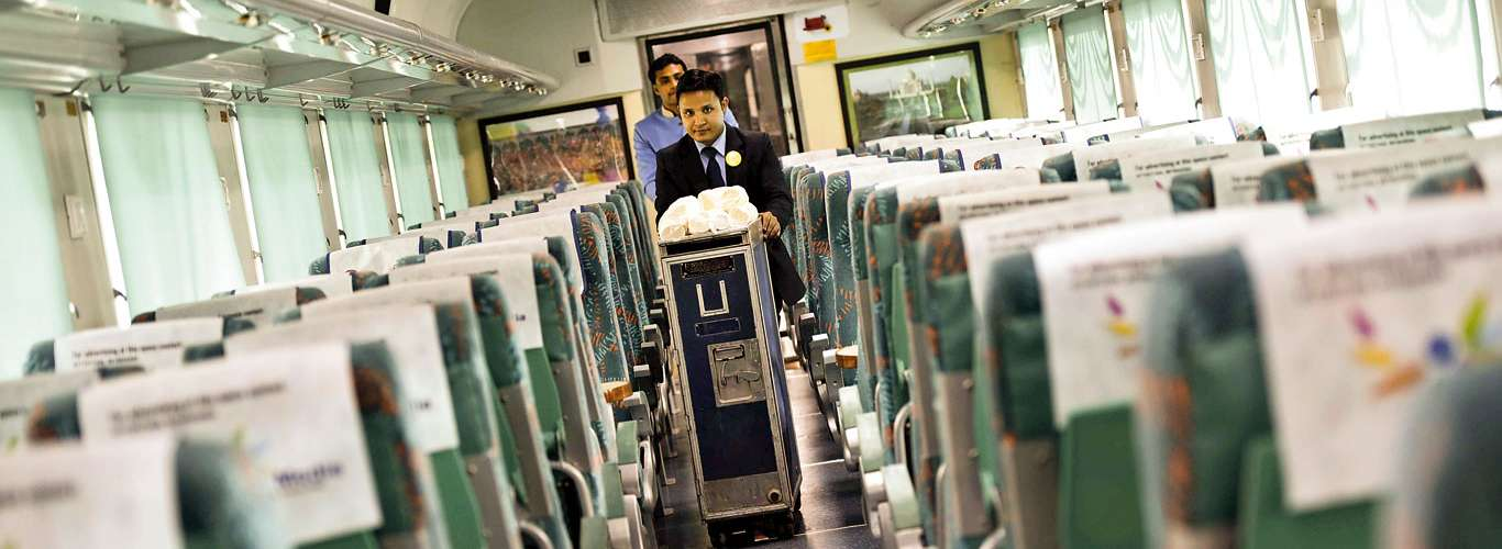 Judging A Train By Its Seat Covers