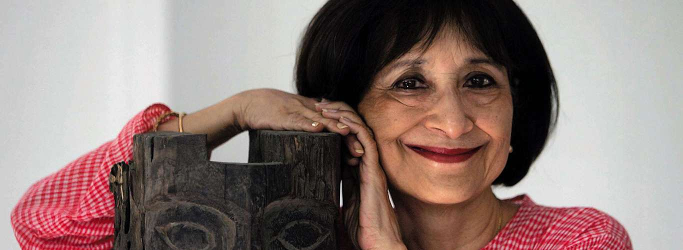 Spice Girl Madhur Jaffrey Speaks Candidly On India's Culinary Heritage