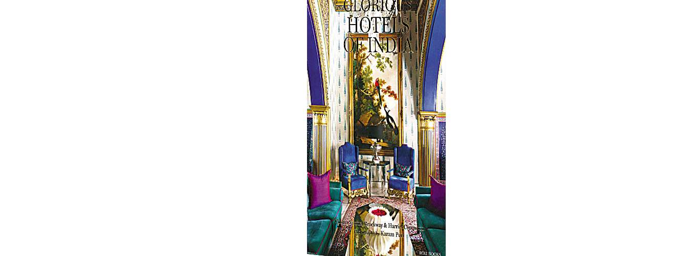 Book Review: Glorious Hotels of India