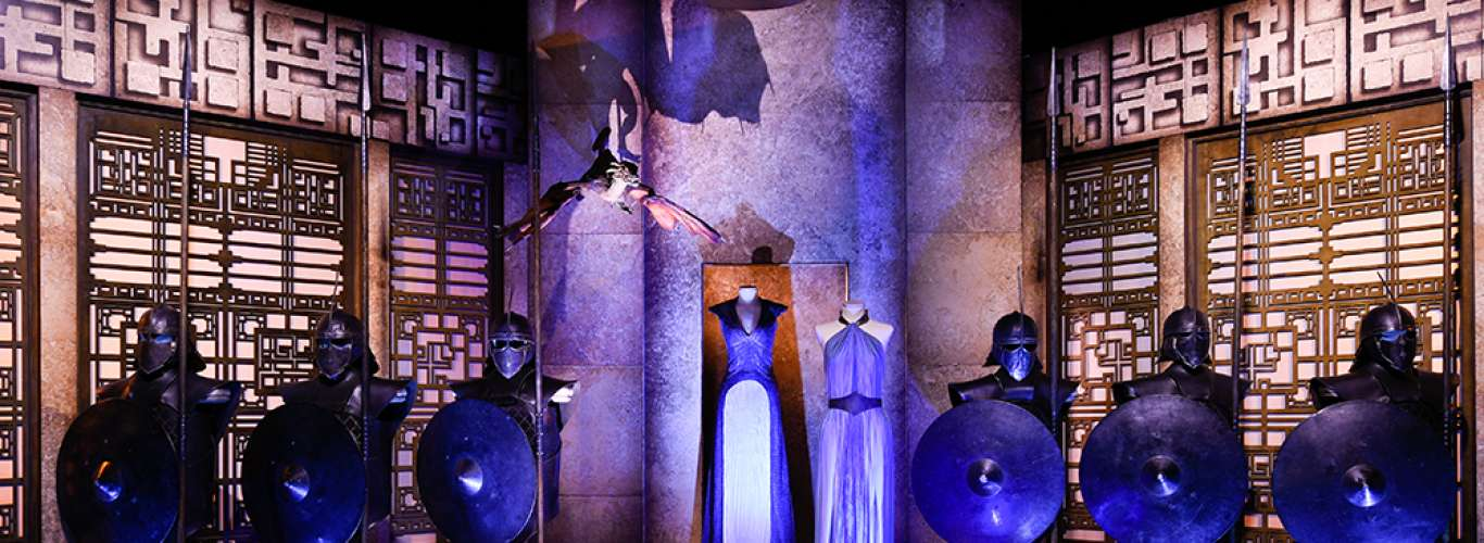 Immerse Yourself In Fiction At The Game of Thrones Touring Exhibition