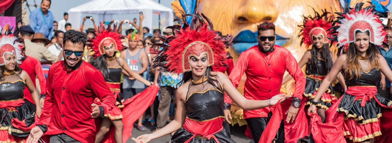 Stop Everything! It's Carnival Time In Goa