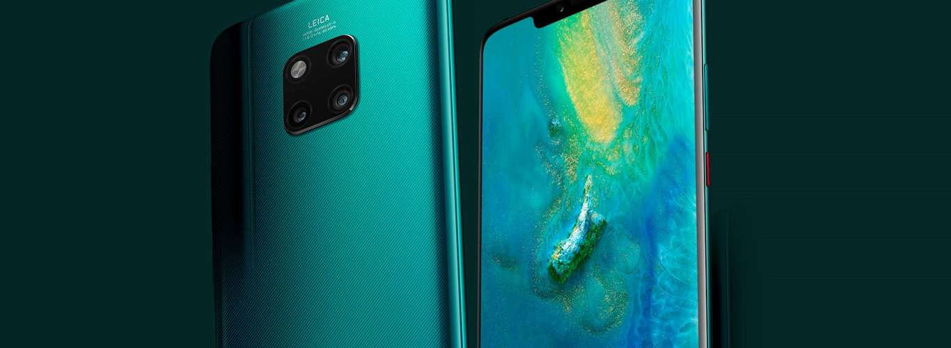 The New Huawei MATE 20 PRO Gets A Lot More Photogenic