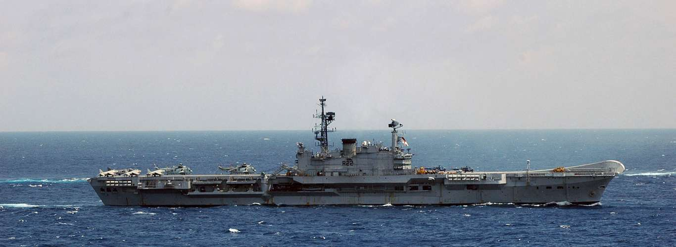 INS Viraat All Set To Become A Maritime Museum