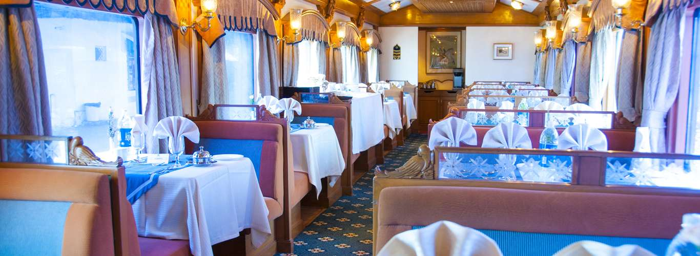 Do You Want To Ride On Asia's Most Luxurious Train? Hint: It's In India