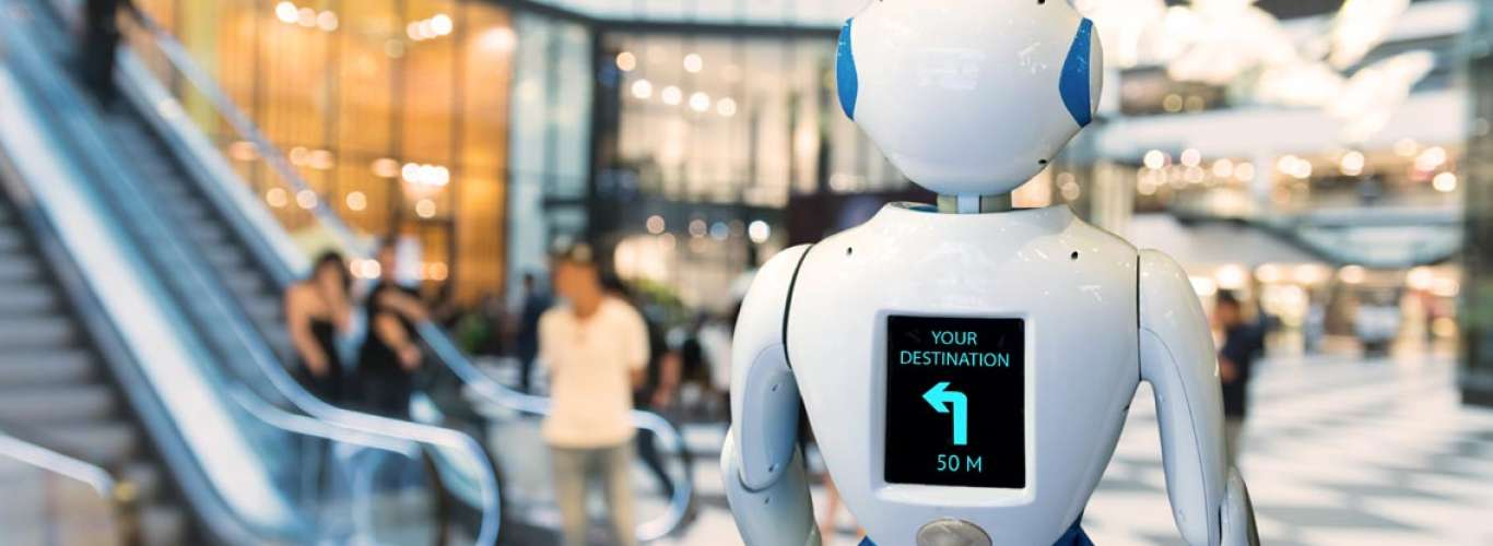 The Future Is Here: Now, A Robot Will Be Your Tour Guide In Japan