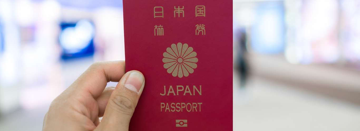 Hint: With This Passport, Travelling Is Easy Peasy Japaneasy