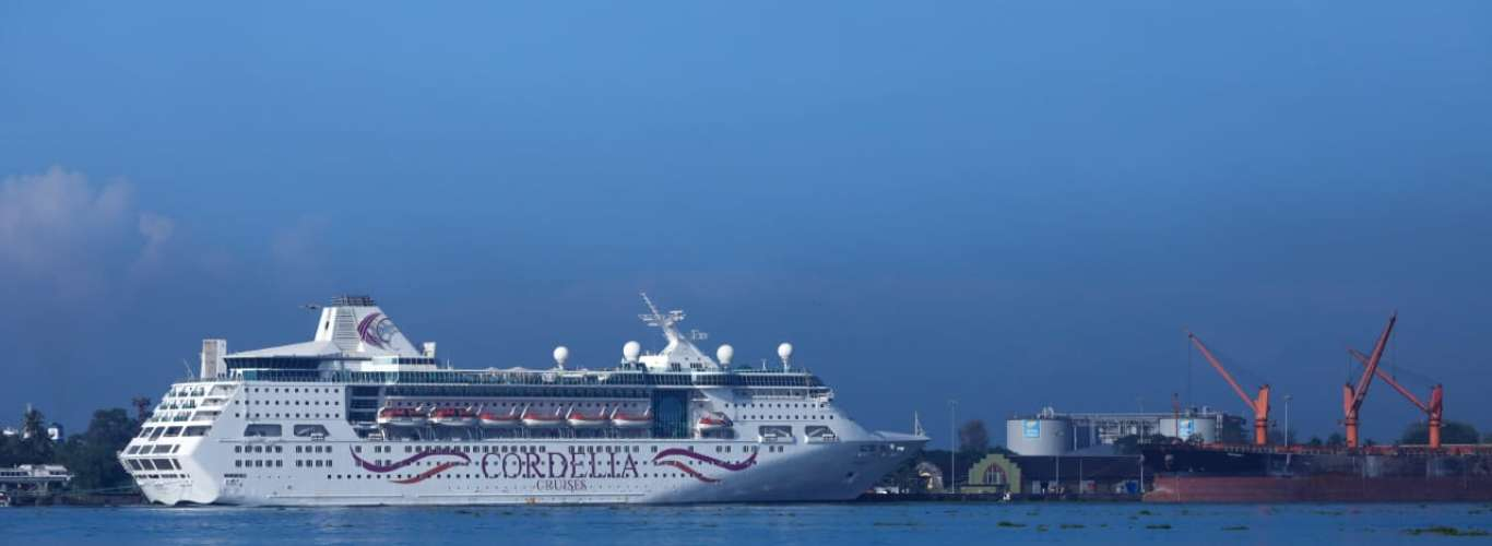 Arrival of Luxury Liner in Kochi Marks New Beginning for State Tourism