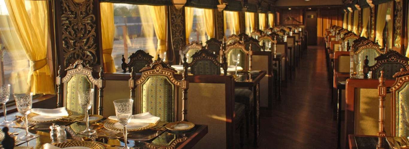 Travel in Style at Half the Cost in the World's Costliest Train